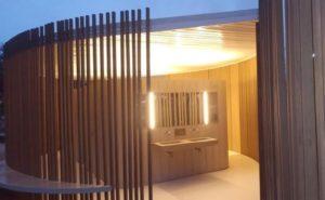 Valencia adjudica la limpieza de los nuevos baños del jardín de Turia a una empresa de inserción laboral.